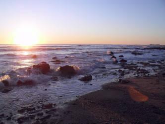 La Barrosa Beach 2 by YukiBaker