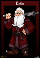Balin - Cartoon by adlpictures