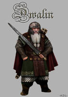Dwalin by adlpictures