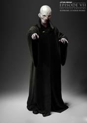 Supreme Leader Snoke by adlpictures