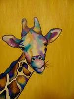 Giraffe Tones by greenangel02457