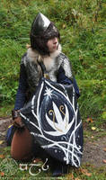 Elrian: Awaiting battle by Anylon