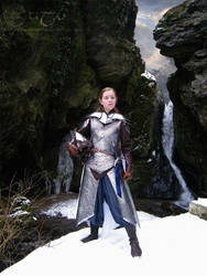 Elrian: Waterfall by Anylon