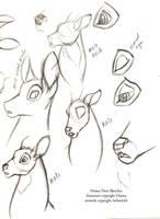 Sketchbook-Disney Deer v1 by Ashwin24