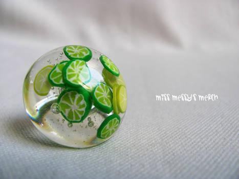 Lemonade ring by kolkrisz