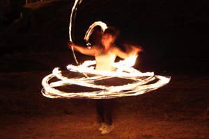 Fire Dress by skypho