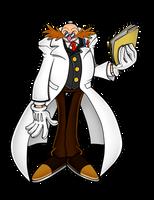 Professor Robotnik by thekingdog