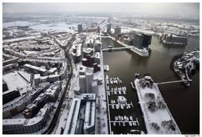 Dusseldorf Skyline by justuur