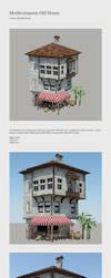 Mediterranean old House by vankata