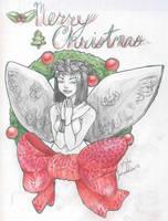 Merry Christmas MangaGirl by 00chalcedony00