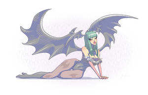 Oh My Morrigan by 00chalcedony00