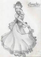 Spanish Dancer by 00chalcedony00