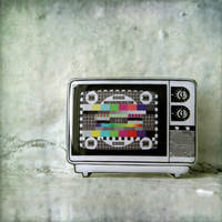 TV brooch by BeautySpotCrafts