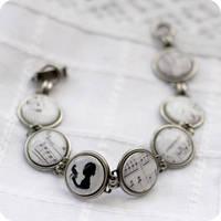 Light melody bracelet by BeautySpotCrafts