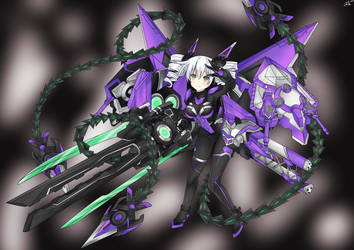 Chaos Black NEXT by Mustaro