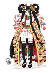 Tsuko by dokinana