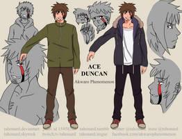 Ace Duncan (Akwaro Phenomenon) by tahonard