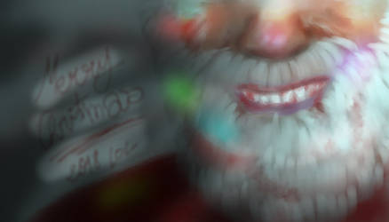 Merry Christmas 2018 by tahonard