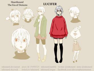 Lucifer (Design 2019) by tahonard