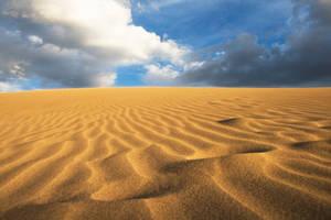 The Hot Sand by teach-me