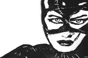 Catwoman v881 by lv888