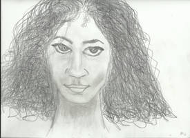 Woman Face Study  n92 by lv888