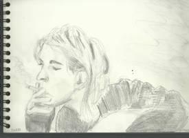 Kurt Cobain v883 by lv888