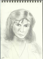 Woman Face Study N100 by lv888