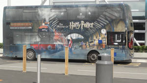 Bus 1 - Harry Potter London WB Studio by lv888