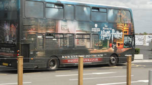 Bus 2 - Harry Potter London WB Studio by lv888