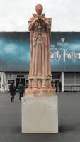 Chess White Queen - Harry Potter London WB Studio by lv888
