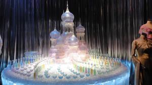Crystal Palace - Harry Potter London WB Studio by lv888