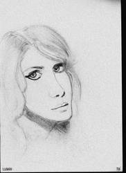 Woman Face Study N141 by lv888