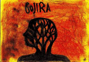 Gojira L enfant Sauvage V881 by lv888