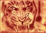 Tiger Passion v882 by lv888