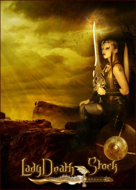 Lady-Death-Stock's Profile Picture