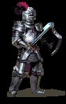 Knight of 24 by Cyangmou