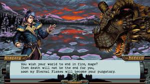 Thus Spoke The Dragon by Cyangmou