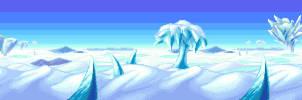 Snowscape by Cyangmou