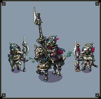 Praustrian Knights by Cyangmou