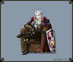 Alucard - Castlevania SotN by Cyangmou