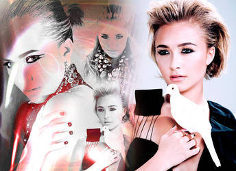 Hayden Panettiere blend by danigranger