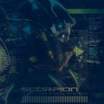 Scorpion by valhallagfx
