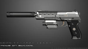 Beretta m94 - ADDER (Mod) by Cleitus2012