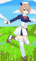 Merry Little Blanc by MagatsuReinami