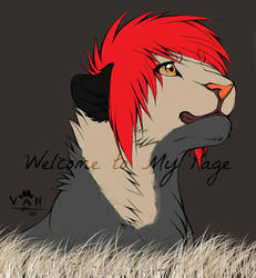 Welcome to my Page by Voodiidoe