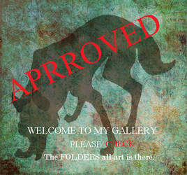 APPROVED: Welcome to my Gallery by Voodiidoe