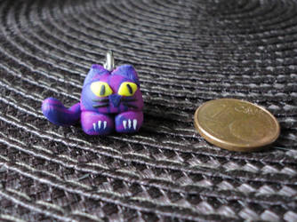 Cheshire Cat by 1980Stitch