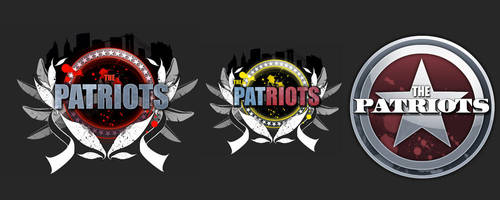 The Patriots: Logo Sheet by kuraden