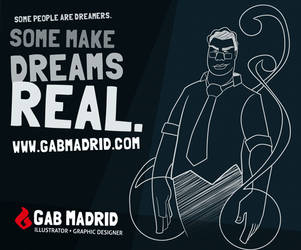 Gab Madrid: Dreamweaver by gabmadrid